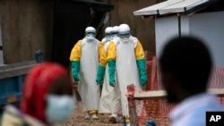 Kinshasa ne baisse pas les bras face à Ebola