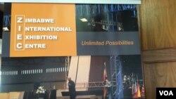 Kunengi okwenzakala embukisweni weZimbabwe International Trade Fair.