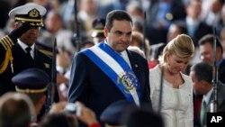 El expresidente de El Salvador, Tony Saca, enfrentaría hasta 10 años de prisión.