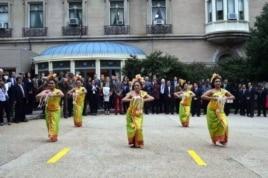 Kelompok Banjar Bali di Washington, D.C. (foto/dok: Banjar Bali