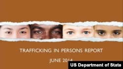 Trafficking in Person Report 2014