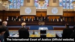 International Court of Justice- ICJ ႏိုင္ငံတကာတရားရံုး