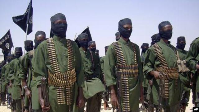 Mayakan kungiyar al-Shabab ta Somaliya