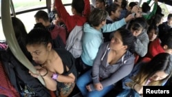 2014年10月27日下班高峰期间波哥大乘客