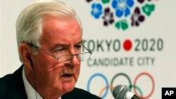 Wakil Presiden IOC, Craig Reedie tetap optimis dengan persiapan olimpiade di Rio de Janeiro tahun depan (foto: dok).