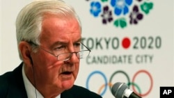 Presiden Badan Anti-Doping Dunia (WADA), Craig Reedie (foto: dok).