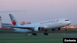 에어 캐나다 여객기 (자료사진)