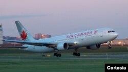 Los últimos vuelos de Air Canada despegaron de Toronto el sábado 15 de marzo y de Caracas el domingo 16 (Foto: Air Canada).