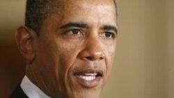 اوباما بازرگانان آمریکایی را به ایجاد اشتغال تشویق می کند