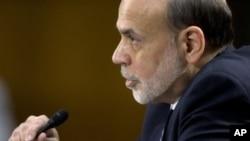 Ben Bernanke destacó que la tasa de desempleo nacional del 7 por ciento sigue siendo alta.