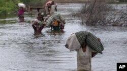 سیلاب سے متاثرہ افراد کی تعداد 70 لاکھ سے زائد
