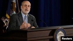 La FED podría empezar a variar su política a fines de año, según previos cálculos de su presidente, Ben Bernanke.