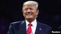 Presiden Amerika Donald Trump