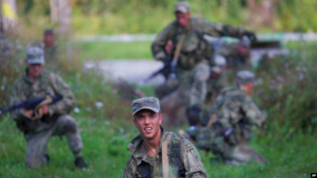 Evropa Qendrore, nervoze në prag të stërvitjes ushtarake ruse
