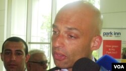 NATO baş katibinin xüsusi nümayəndəsi Ceyms Appaturay