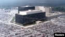 美國國家安全局總部大樓鳥瞰圖(資料照)