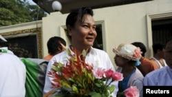 Um dos prisioneiros perdoados, 17 de Abril, 2017