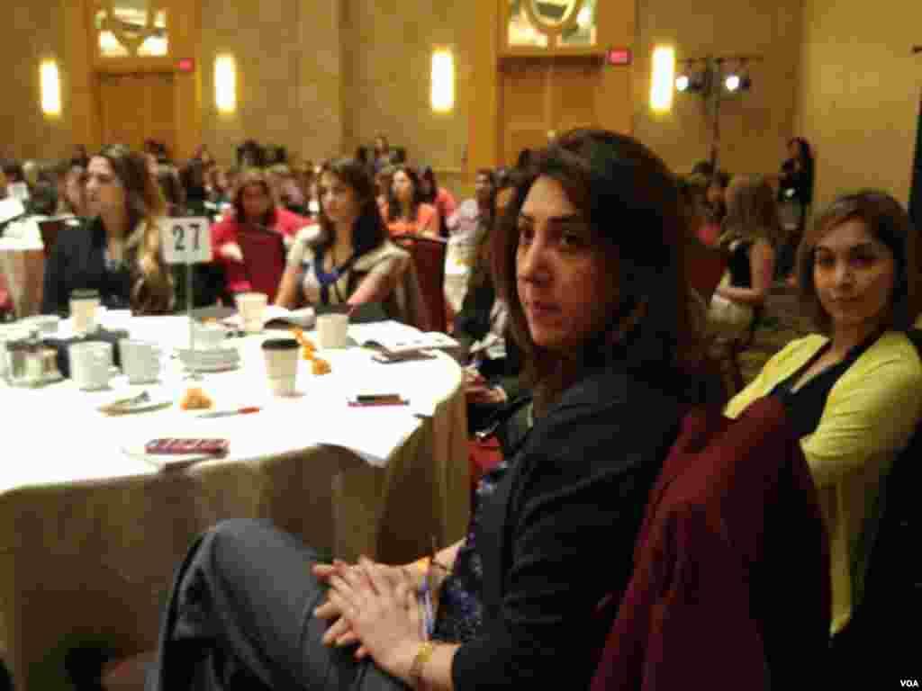 دوازدهمین کنفرانس بنیاد زنان ایرانی آمریکایی