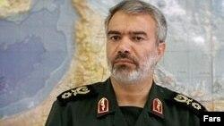 علی فدوی، فرمانده نیروی دریایی سپاه پاسداران
