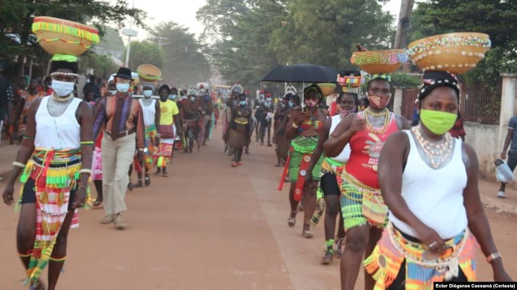 Carnaval, Bissau.