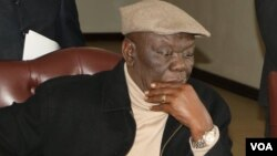 UMnu. Morgan Tsvangirai