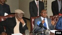Interview With Thabitha Khumalo And Dr. Nkululeko Sibanda on Tsvangirai Succession