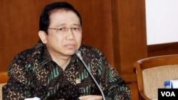 Ketua DPR RI Marzuki Alie. (Foto: Dok)