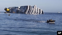 Mais um morto no navio italiano encalhado