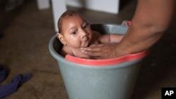 Brazil bị tác động nặng nhất của bệnh teo não do virus Zika gây ra. Một số chính phủ đang khuyên phụ nữ tránh mang thai trong vòng hai năm tới đây.