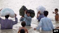 Gần 20 triệu người Pakistan bị ảnh hưởng bởi lụt lội vì mưa mùa hồi năm 2010