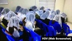 Các tín đồ Hội thánh của Đức Chúa Trời ở Việt Nam.