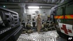 Amerika menyediakan dukungan logistik dan peralatan bagi negara-negara yang ikut dalam operasi militer melawan kelompok militan Islamis di Mali, meski Deplu AS mengatakan krisis politik di negara itu harus diatasi (foto: dok).