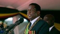 President Emmerson Mnangagwa on Street Protests