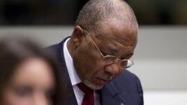 Charles Taylor War Crimes