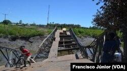 Ponte Namuinho, Quelimane