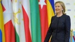 کلینتون بر افزایش کوشش برای حل اختلاف بین ارمنستان و آذربایجان تاکید می گذارد