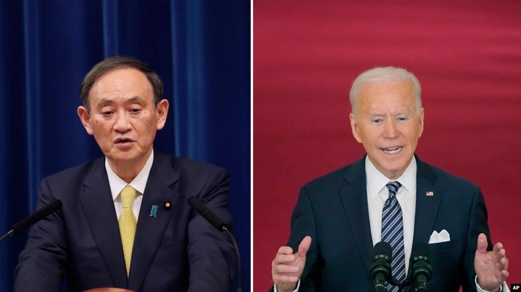 美日联合领导人声明:面向新时代的全球合作伙伴