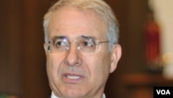 Rachad Bouhlal ambassadeur du Maroc à Washington.