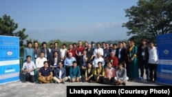 Second Young Tibetan Scholars' Conference held in Dharamsala. Photo Courtesy Lhakpa Kyizom