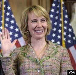 Anggota Kongres Partai Demokrat, Gabrielle Giffords (40 tahun)