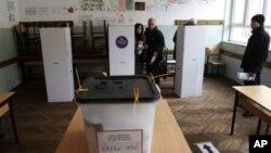 Izbori na Kosovu (arhivski snimak)