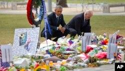 Obama dijo durante su discurso que Orlando fue sacudido por el mal y que se deben tomar medidas para frenar el acceso a las armas de fuego.