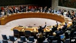 شورای امنیت سازمان ملل با اتفاق آرا به تشدید تحریم های کره شمالی رای داد.