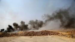 IS လက္က Mosul ကုိျပန္သိမ္းႏုိင္ဖုိ႔ ၾကိဳးပမ္းမႈ ေအာင္ျမင္မႈေတြ႕ရ