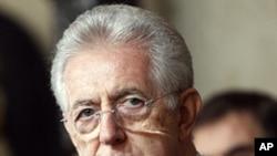 希腊总理卢卡斯.帕帕季莫斯(资料照)