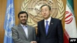 گزارش: ابراز نگرانی بان کی مون از نقض حقوق بشر در ايران