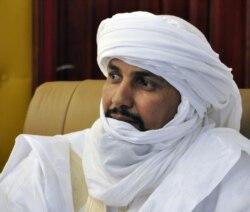 Mohammed Ag Intallah joint par Idriss Fall