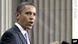 奥巴马总统大力推动新一轮金融改革