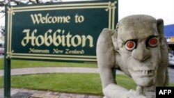 Новая Зеландия не намерена торговаться из-за «Хоббита»