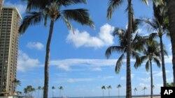 夏威夷美丽的风光来自重视环保以及可持续发展